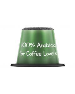 Coffeeway Κάψουλα Espresso 100% Arabica (200τμχ)