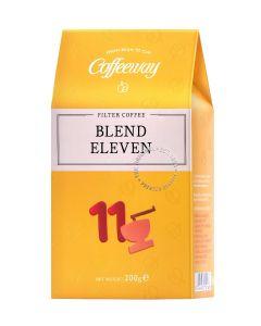 Coffeeway Κλασικός Φίλτρου Blend Eleven 200g   (κιβ.12x200gr)