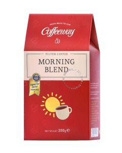 Coffeeway Κλασικός Φίλτρου Morning Blend 200g   (κιβ.12x200gr)