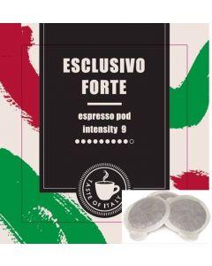 Καφές Espresso σε Pod, Esclusivo Forte (κιβ. 200x7gr)