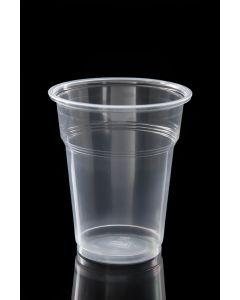 Πλαστικό Ποτήρι 12oz (κιβ 1.200τμχ)
